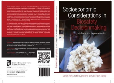 Socioeconomic consideratiosn in biosafety decisionmaking IFPRI book 2
